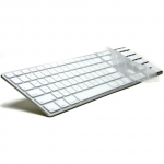 LogicSkin - Clear Cover Transparent Protection Skin - ISO European keyboards