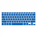 "NewerTech Blue NuGuard Keyboard Cover for 2011 & later 13"" MacBook Air and MacBook Pro Retina - US"