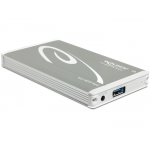 Delock External Enclosure 2 x M.2 Key B > USB 3.1 Gen 2 with RAID (42568)