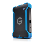 G-Technology G-Drive ev All Terrain Thunderbolt Case (for G-Drive ev RAW)