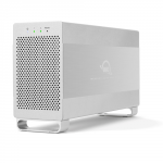 "OWC Mercury Elite Pro DUAL Performance RAID 0GB 2-bay 3,5"" enclosure ONLY Mac and PC USB 3.1 / eSATA"