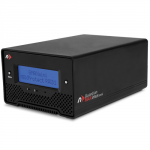 NewerTech Guardian MAXimus mini 0GB USB2.0/FW800/eSATA 2-bay RAID System 2,5""