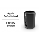 Apple Mac Pro 6-core Xeon E5 3.5GHz 16GB 256GB Dual FirePro D500 3GB each (2017)
