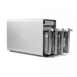 OWC Mercury Elite Pro Quad 4-Bay Storage Enclosure Mac PC USB 3.1 Gen 2 RAID Ready
