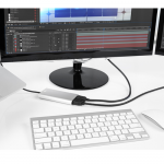 OWC Thunderbolt 3 to Dual HDMI 2.0 Adapter (2x 4K Displays)
