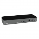 OWC 14 Port Thunderbolt 3 Dock, Mac & Windows - Space Gray