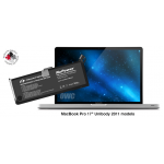 "NewerTech Battery for 17"" MacBook Pro Unibody Models 2011 + Tools"