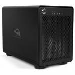OWC ThunderBay 4 4-bay Professional-Grade Thunderbolt Enclosure RAID 5 EDITION 0TB