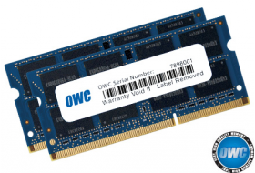 OWC Memory 8GB Kit (2x4GB) SO-DIMM PC4-19200 2400MHz