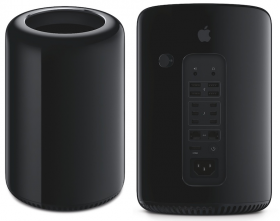 Apple Mac Pro 8-core Xeon E5 3.0GHz 16GB 256GB Dual FirePro D700 6GB each