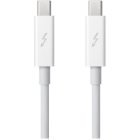 Apple Thunderbolt Cable 0.5m - White