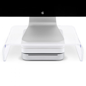 NewerTech NuStand mini XL Monitor Riser designed for the Apple Mac mini & iMac