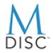 M-Disc logo